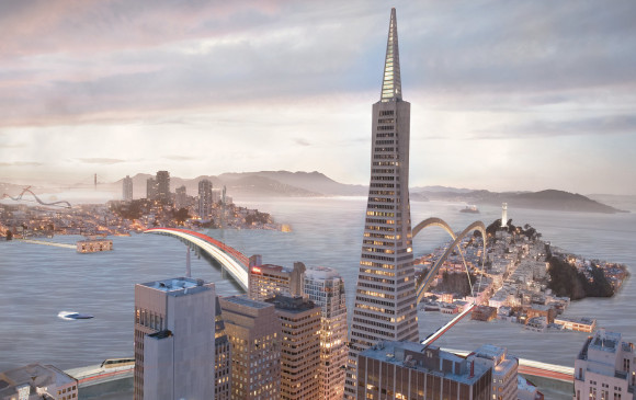San Francisco, 50 years in the future